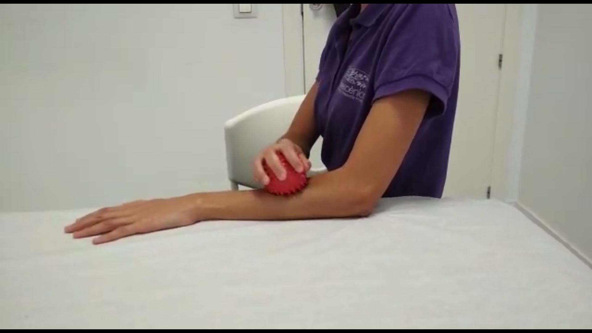 Ejercicio 3: Recuperación de la Epicondilitis